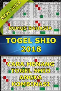 Rumus Rahasia Togel Shio 2018 - náhled
