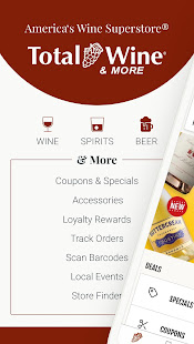 App Total Wine & More APK for Windows Phone