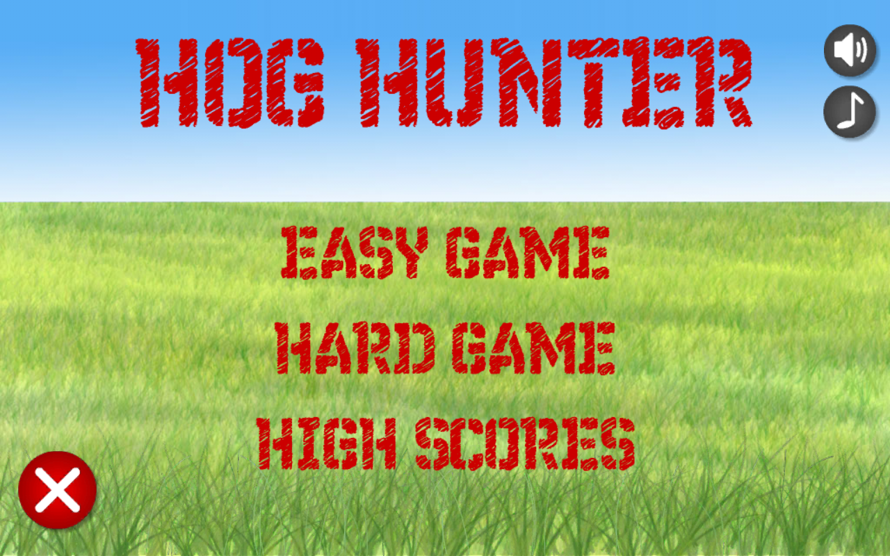 Hog Hunter- screenshot