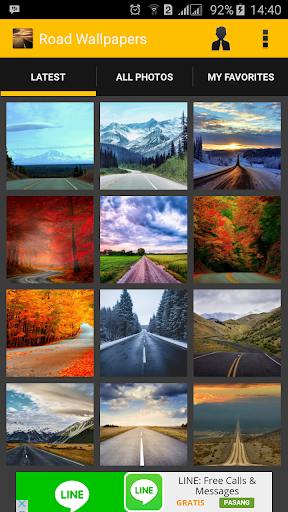 Road Wallpapers HD