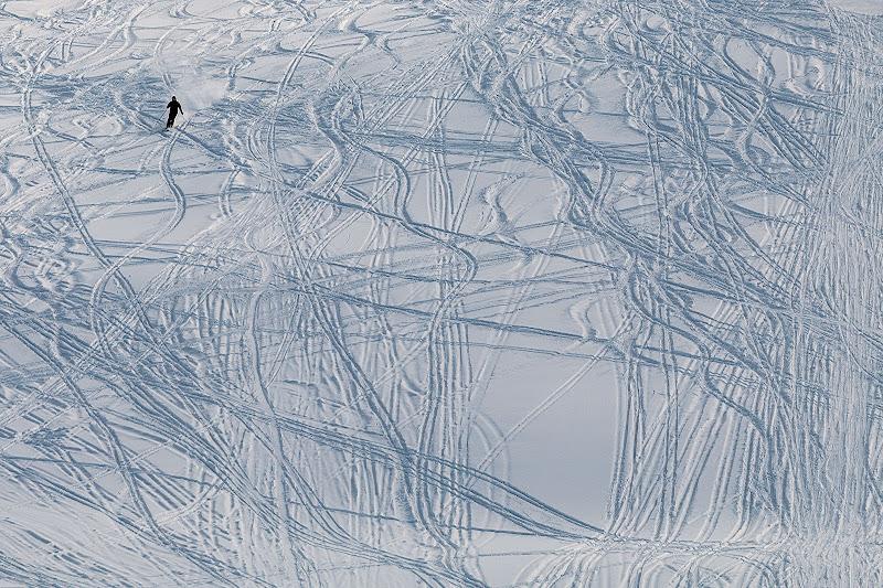Lo sciatore di Davide_79