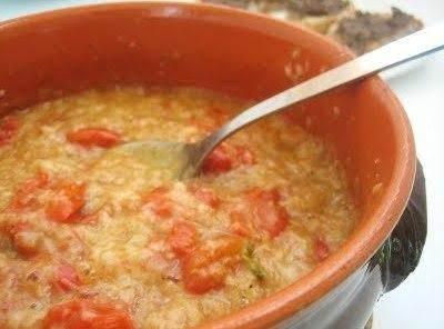 Italian Bread Soup Recipe