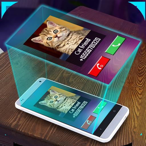 模拟のホログラム電話シミュレータ LOGO-記事Game
