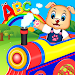 Puppy's Education Train-Preschool Phonics Learning icon