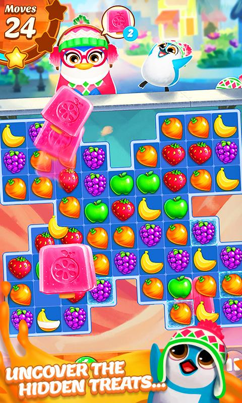 Juice Jam- screenshot