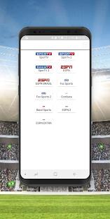 EsporteTudo – Futebol Ao vivo 1