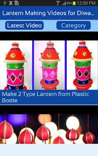Lantern Making Videos for Diwali & Christmas - náhled