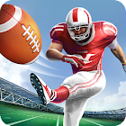 Football Field Kick icon
