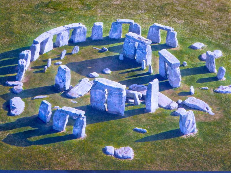 Stonehenge - Sarsen Circle di luiker