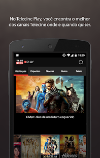 Telecine Play - Filmes Online- screenshot thumbnail