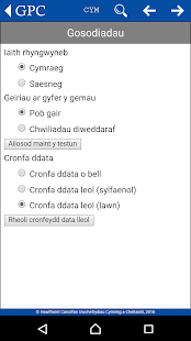 GPC Geiriadur Welsh Dictionary- screenshot thumbnail