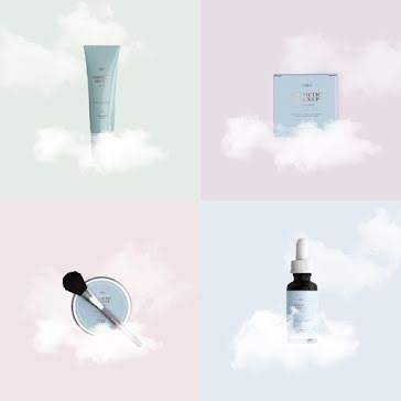 Cosmetic Clouds - Instagram Post template