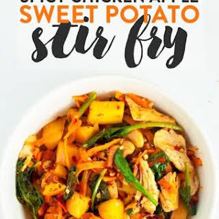 Chicken Potato Stir Fry Recipes.