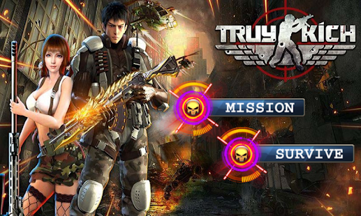 Crossfire : Zombie Defender- screenshot thumbnail