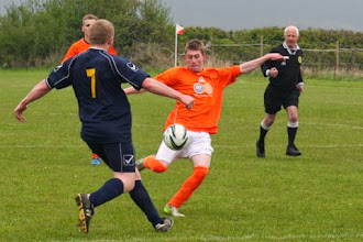 Photo: 20/04/14 v Sutton on Trent (Newark Football Alliance Division One) 7-0 - contributed by Rob Campion