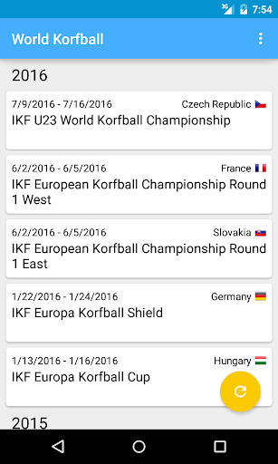 World Korfball  1