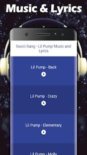 Gucci Gang - Lil Pump Songs & Lyrics - náhled