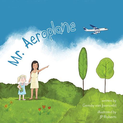Mr. Aeroplane cover