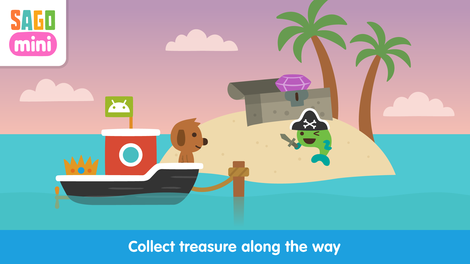 sago mini boats free edition android apps on google play