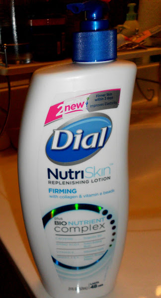Photo: I've only used my Dial™ NutriSkin™ twice before bed and can honestly say that it is lovely, I can still feel it in the morning.