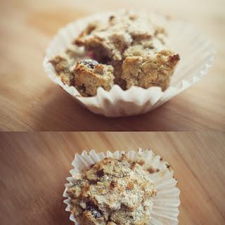Skinny Blueberry-Coconut Muffins (Vegan)