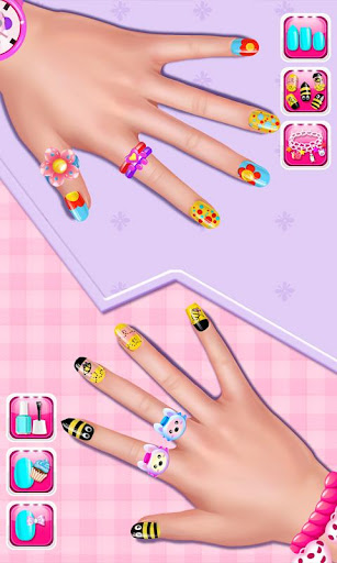 Nail Salon - Girls Nail Design 1.2 3