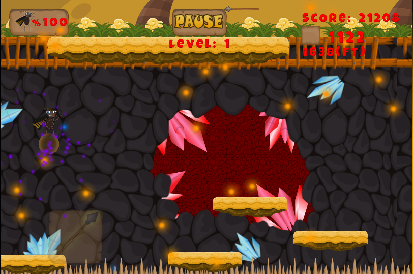 Dung Runner- screenshot