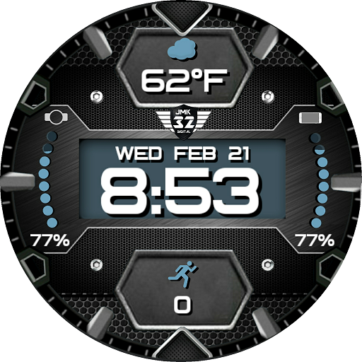 VIPER 28 Watchface for WatchMaker