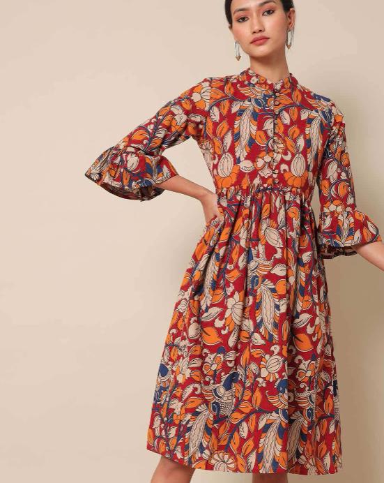 traditional-indian-prints-kalamkari-fashion