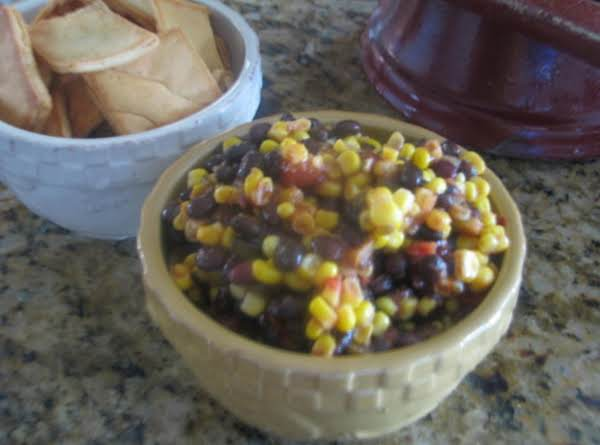 Mexican Black Bean Dip