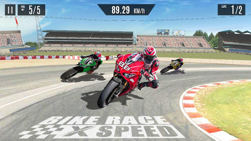 Bike Race Xtreme Speed APK MOD – Monnaie Illimitées (Astuce) screenshots hack proof 2