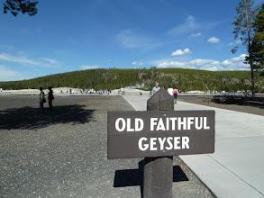 Photo: Yelloston est en fait une immense Caldeira d'où de nombreuses activités volcaniques les plus diverses.