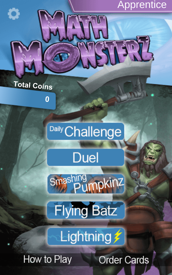 MathMonsterz Math Fun for Kids- screenshot