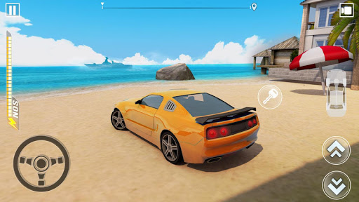 Impossible Track Speed Cars Bump Driving Games 3.0.06 screenshots 1