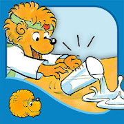 App Icon for Berenstain Bears Go Out to Eat App in Czech Republic Google Play Store