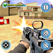 Commando Combat Gun Shooting Adventure