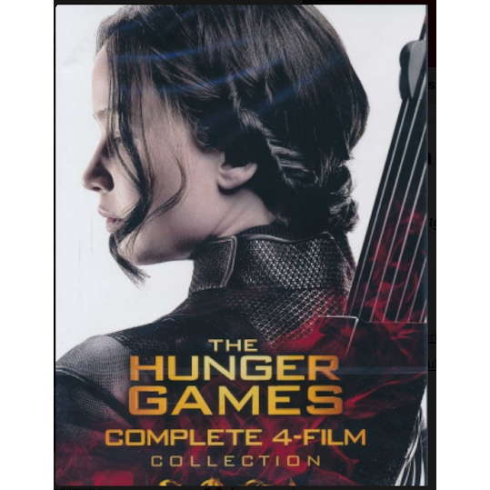 The Hunger Games Complete