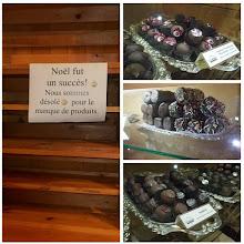 Photo: #DescubriendoQuebec #confiserieWakefield #Outaouais #chocolats