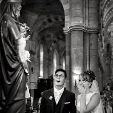 Wedding photographer Yann Faucher (yannfaucher). Photo of 07.09.2017