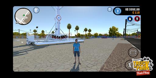 Télécharger Truck Of Park: RolePlay mod apk screenshots 4