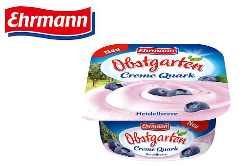 Bild für Cashback-Angebot: Obstgarten CremeQuark Heidelbeere