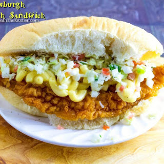 Pittsburgh Lent Fish Sandwich Recipe