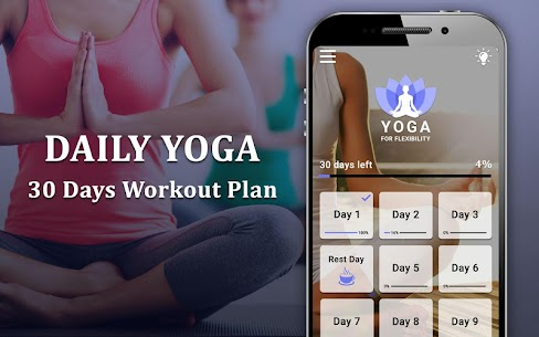 Yoga for Beginners – Daily Yoga Workout at Home App Latest Version  Download For Android 2