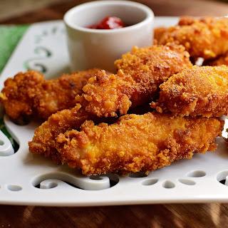 Cap'n Crunch Chicken Strips