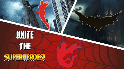 Superheroes Puzzles - Wooden Jigsaw Puzzles android2mod screenshots 1