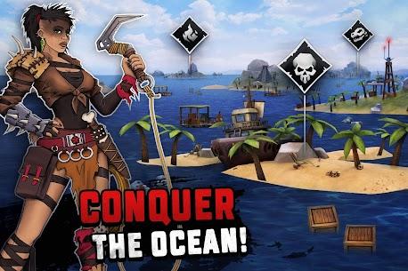 Raft Survival: Ocean Nomad Mod Apk 1.201 (Unlimited Money) 6