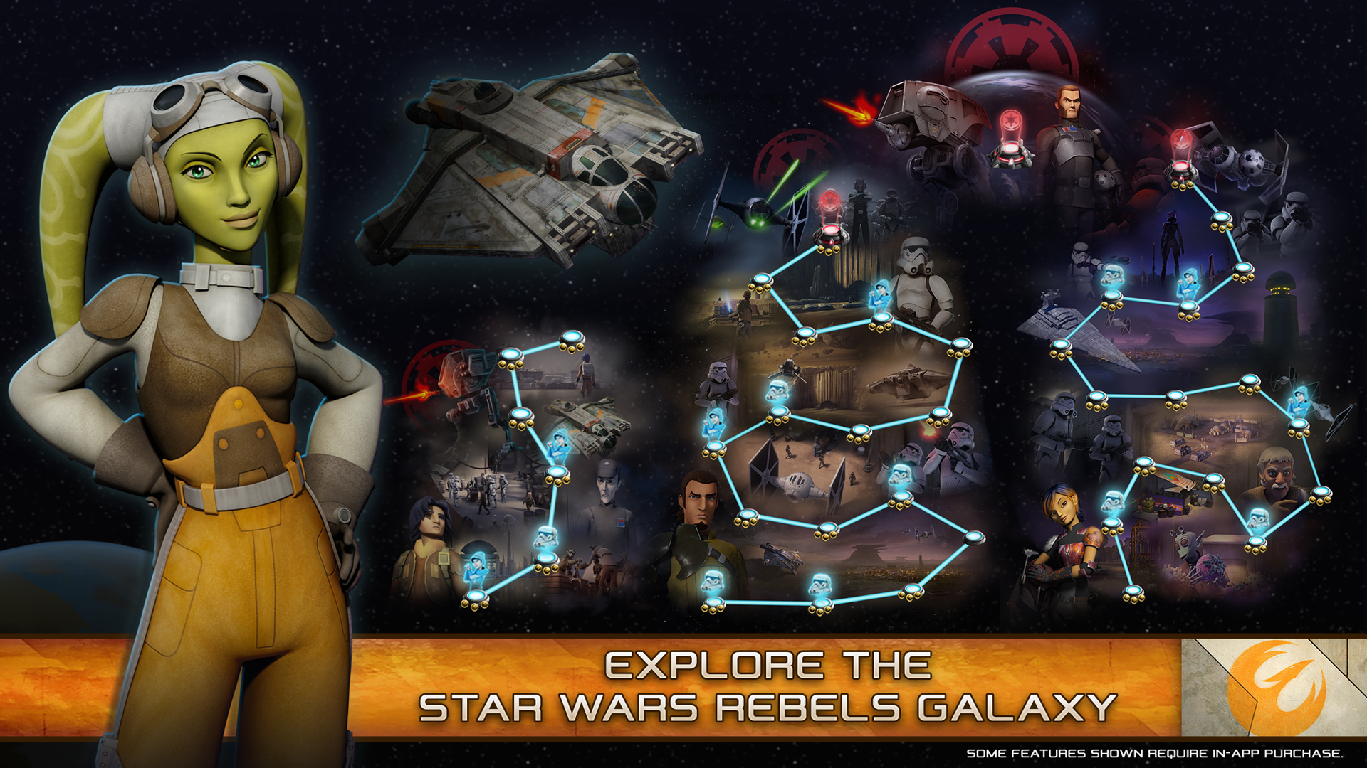 Star Wars Rebels: Missions screenshot #4