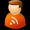 RSS리더(팟캐스트, 뉴스, 블로그 등) icon
