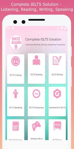 UtterMost : IELTS Preparation app 1.1.4 screenshots 1