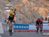Vingegaard gaat ook na zege in de UAE Tour 'kapitein' Roglič blijven bijstaan